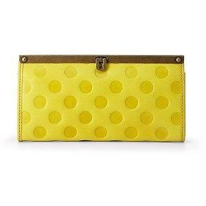 60204e290 FOSSIL VINTAGE REVIVAL FRAME CLUTCH BAG WALLET PURSE GIFTBOXED