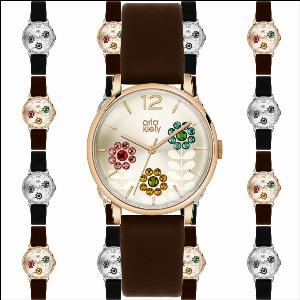 Orla Kiely Watch Range now available - OrlaKielyTime